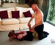 Lucimay tied bound and tickled in this movie